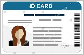 14 professional id card designs psd eps format download free