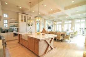 open floor plan kitchen dining room kitchen dining family room layout large size of kitchen open