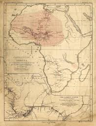 United States Map 1850 by Map Of Africa 1850 Deboomfotografie