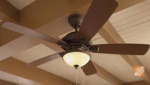 Intertek Ceiling Fan by How To Install A Ceiling Fan Electrical How To Videos And Tips