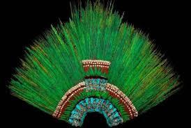 imagenes penachos aztecas penacho de moctezuma no volverá a tierra azteca por extrema
