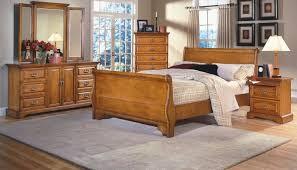 bedroom sets honey oak bedroom furniture solid unfinished oak