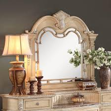Marble Top Dresser Bedroom Set 1 436 00 Palace Ii Marble Top Dresser And Mirror Set D2d