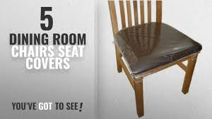 top 10 dining room chairs seat covers 2018 4 x clear plastic dining chair seat cushion covers
