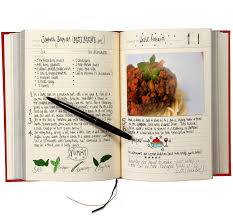 uk my family cookbook recipe notebook