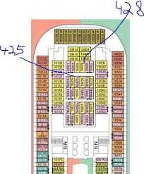 oasis of the seas floor plan a look inside interior cabin 10425 on royal caribbean s oasis of