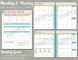 monthly planner 2014 template the polka dot posie introducing our new direct sales planner friday january 31 2014