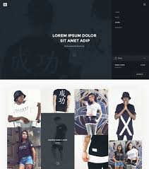 30 free ecommerce psd templates for designers psd downloads