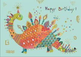 dinosaur birthday turnowsky dinosaur birthday card mo7330
