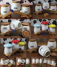 coffee kitchen canisters coloured canisters ebay
