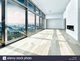 real estate fully furnished house interior design with large stock