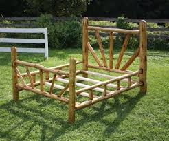 Pictures Of Log Beds by Rustic Bed Frame Queen Size Rustic Bed Bed Frames And Queen Size
