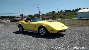 1974 corvette stingray value 1974 chevrolet corvette for sale carsforsale com