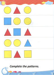 Free Printable Shapes Worksheets Shapes Worksheets For Preschool And Kindergarten