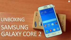 2 samsung galaxy core samsung galaxy core 2 duos unboxing and hands on