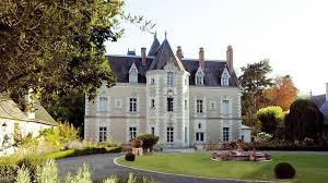chateau de la loire chambre d hote indre et loire le château de fontenay obtient le label qualité