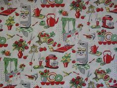 Retro Kitchen Curtains 1950s by Details About Vintage French Apron Floral Black White 1950 U0027s