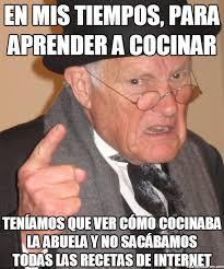 Memes De Internet - cu磧nto cabr祿n aprender a cocinar ahora es m磧s f磧cil