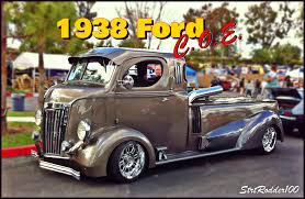 Vintage Ford Truck Exhaust - 1938 ford coe full custom youtube