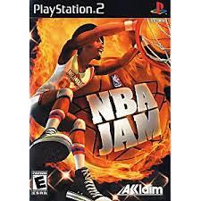 Backyard Basketball Ps2 nba jam sony playstation 2 game