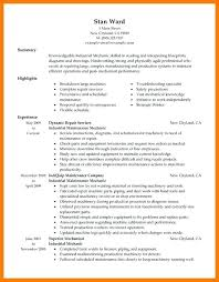 building maintenance technician resume sample 8 worker budget
