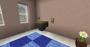 minecraft badezimmer hausdekorationen und modernen möbeln ehrfürchtiges badezimmer
