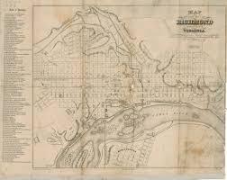 Richmond Va Map The Battle Of Bloody Run Church Hill People U0027s News Richmond