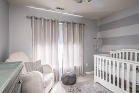 double glider nursery with shadow box window frames nursery