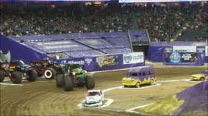 monster jam houston 2 2014 show