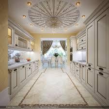 svetlana nezus portfolio 3d визуализация светлой кухни в