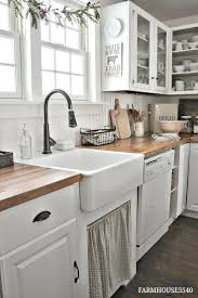 what is the best backsplash for a white kitchen 8 best farmhouse kitchen backsplash ideas and designs for 2021