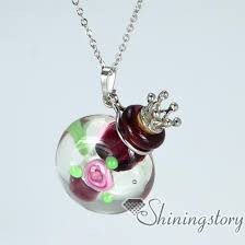 baby urn wholesale baby urn necklace for ashes memorial pendants urn