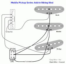 pickup wiring mod for my squier cv u002760s strat