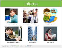 Intern Meme - what interns do findspark