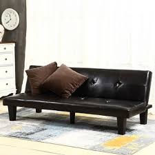 Sofa Bed Sleeper Couch Dhp Venti Futon Sofa Bed Free Shipping Today Overstock Com