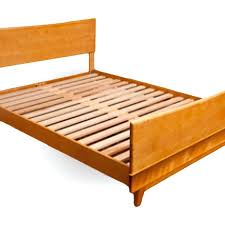 Mid Century Modern Platform Bed Mid Century Modern Platform Bed