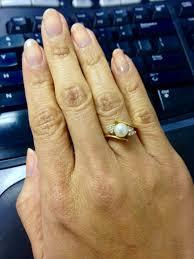 best pearl rings images Show me pearls jpg