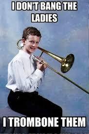 Trumpet Player Memes - 70 sweet music memes