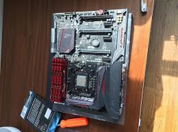 Making A Computer Case Out Of Wood by Pc Gaming Is Still Way Too Hard Motherboard