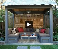 Backyard Cabana Ideas Multifunctional Backyard Backyard House Multifunctional And