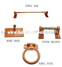 Wooden Bathroom Accessories Set by Wooden Bathroom Set Wooden Bathroom Set Manufacturers In Lulusoso