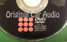 lexus rx330 navigation dvd toyota lexus sistema de navegación gps mapa dvd disco cd 86271