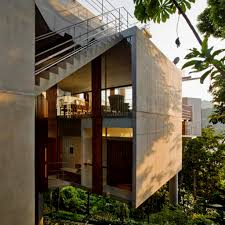the most amazing tropical home designs concrete for residence
