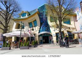 Crooked House Crooked House Stock Images Royalty Free Images U0026 Vectors