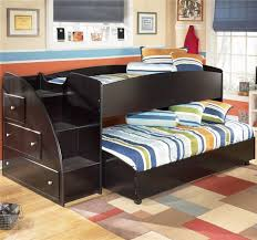 plain kids loft bed bunk bedrooms and ideas