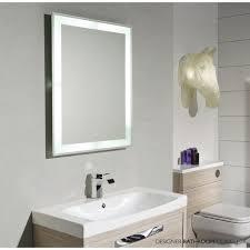 lighted bathroom vanity mirror pcd homes bathroom makeup mirror