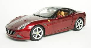 Ferrari California Colors - die cast bburago 1 18 ferrari california t savage on wheels