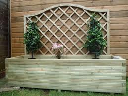 build a wooden trellis u2013 outdoor decorations