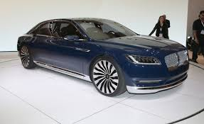 lincoln continental lincoln continental concept revealed u2013 news u2013 car and driver
