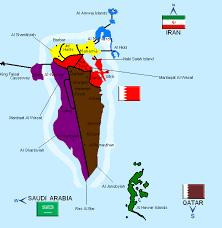 map of bahrain file bahrain map png
